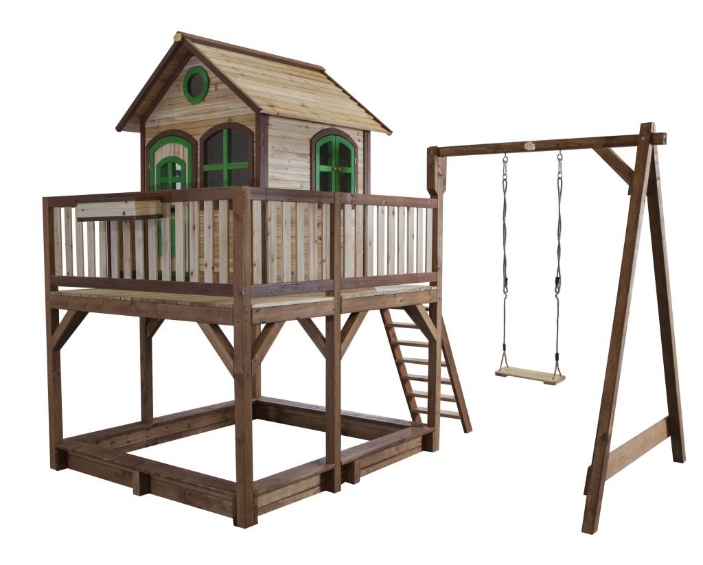 Spielhaus mit Schaukel von AXI