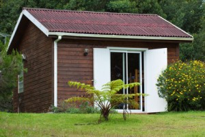 Gartenhaus_rot
